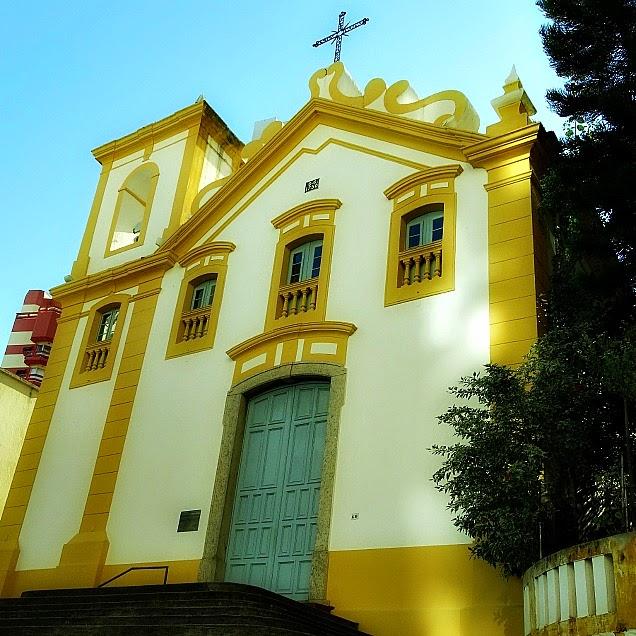 Igreja de Nossa Senhora do Rosário, em Florianópolis