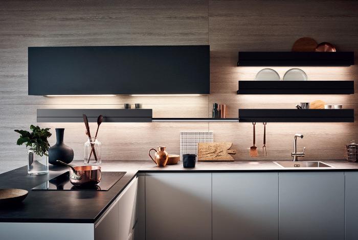 MAXIMA 2.2. by Cesar: design e funzionalità in cucina | Blog di ...