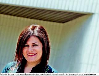 Entrevista con la directora del departamento de Árabe de la Escuela Oficial de Idiomas de A Coruña