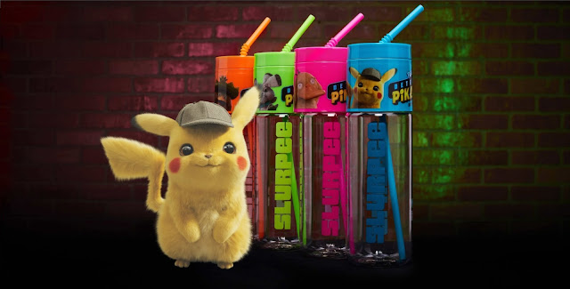 """POKÉMON Detective Pikachu"" Comes to 7-Eleven with AR Experiences, Dollar Drinks and Exclusive Products"