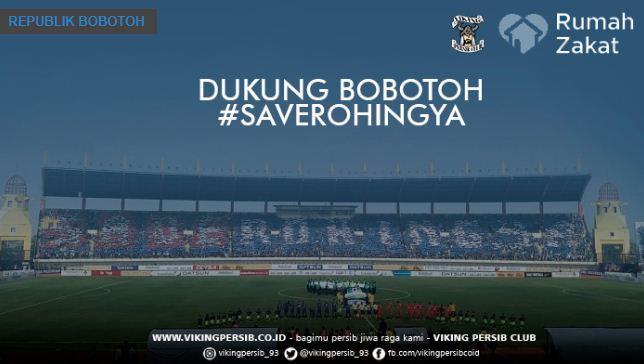 Menpora: Seharusnya Persib Tidak Kena Sanksi karena Save Rohingya