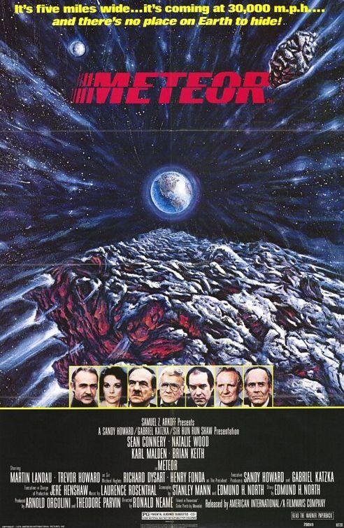 Meteor (1979) ดาวตก