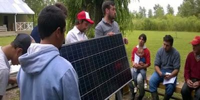 energia solar san fernando inta