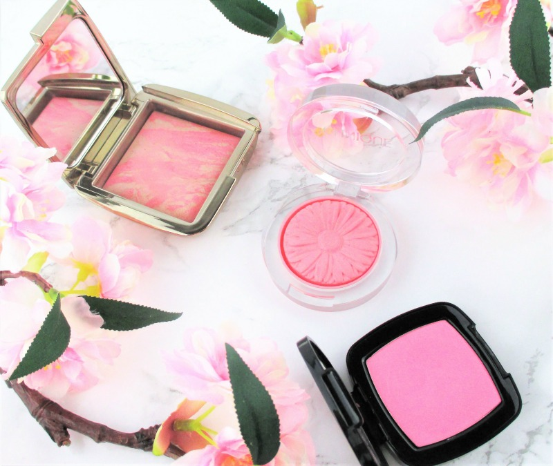 my favorite pink blushes for spring are perfect for fair skin from hourglass and clinique and eddie funkhouser