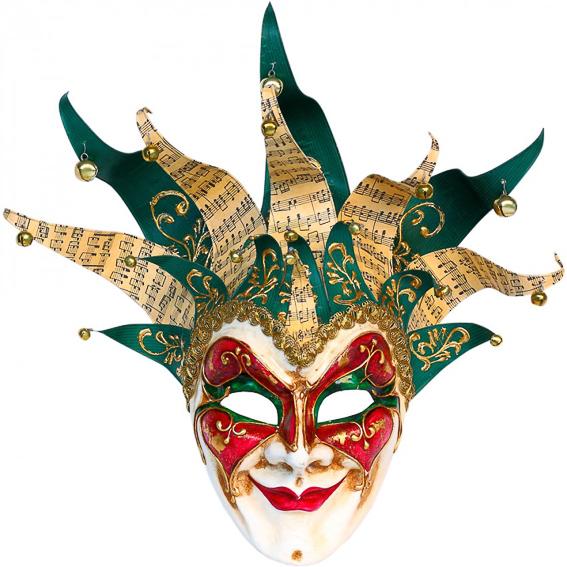 Mascara veneciana. 5 regalos de San Valentin