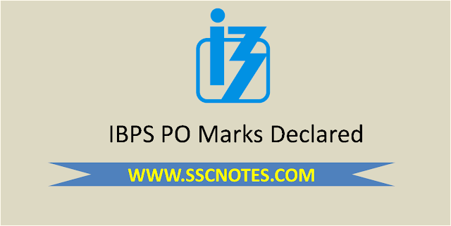 IBPS PO Prelims Cut Off 2017 and Score Card Out