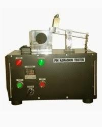 Pin abrasion tester-01