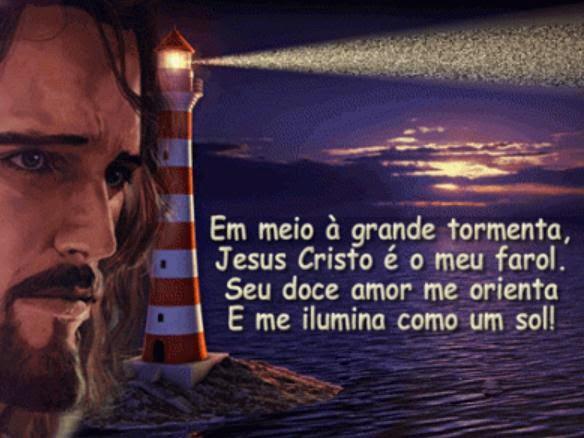 Imagens De Jesus Cristo Com Frases Bíblicas E Salmos Toda Atual