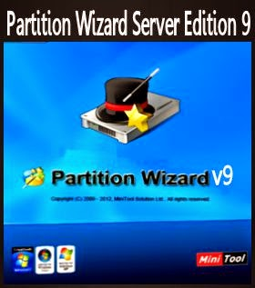 MiniTool Partition Wizard Server Edition 9 Incl Serial