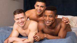 Landon, Deacon & Asher: Bareback