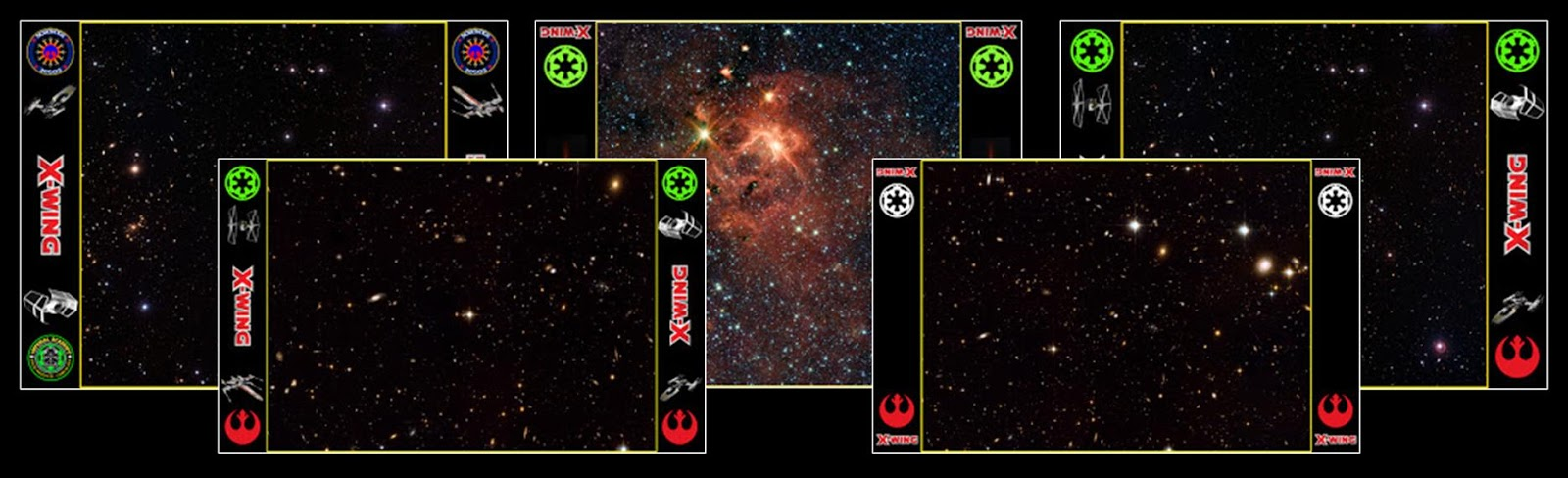 Hobby Before I Die!: Star Wars X-Wing Miniatures Game