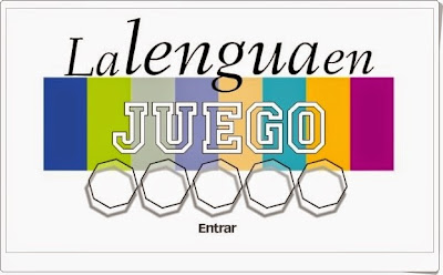 """La lengua en juego"" (Juego de Lengua Española de Secundaria)"