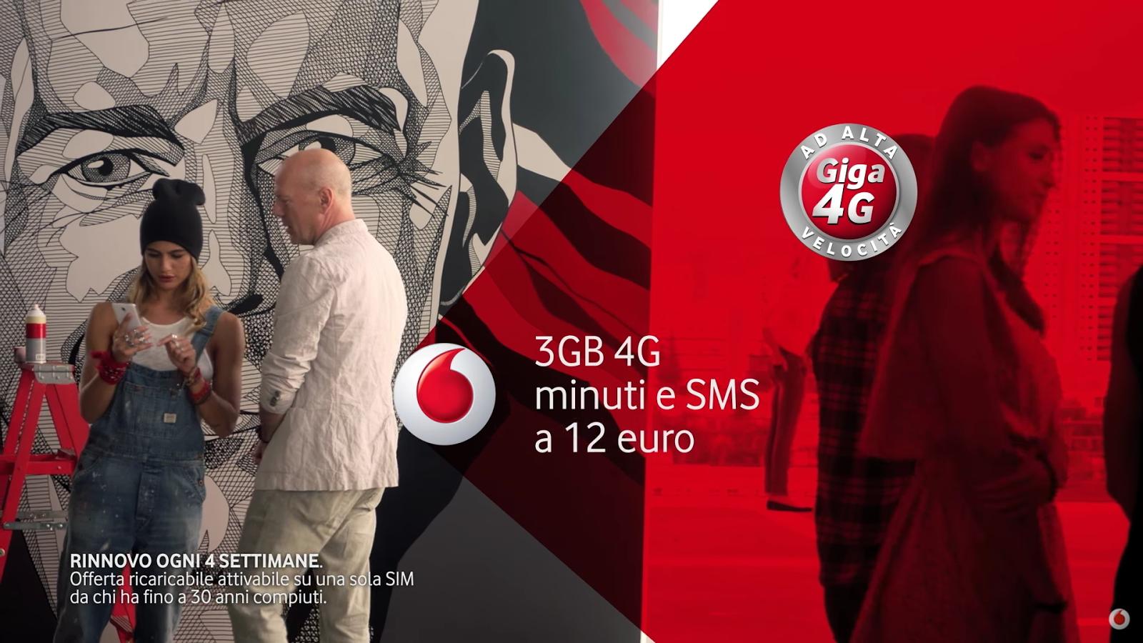 Vodafone Shake SPOT