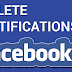 How to Delete A Notification On Facebook