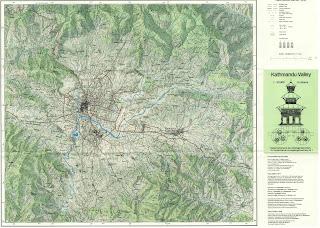 Kathmandu Valley - 50 000