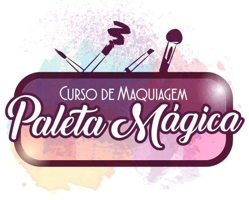 Curso de Maquiagem Paleta Mágica