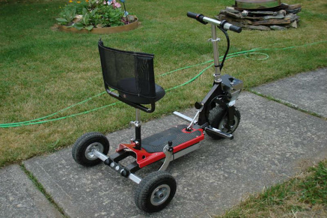 lightweight portable mobility scooters