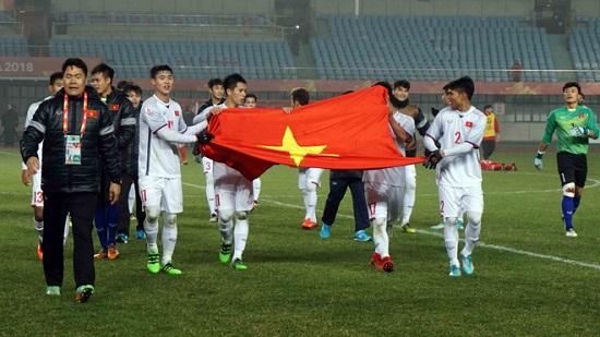 Việt Nam thua Uzberkistan trong trận chung kết U23 châu Á