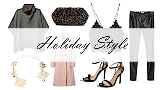 Holiday Fashion Style Outfit Ideas