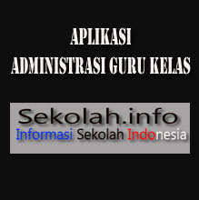 Aplikasi Administrasi Guru Kelas