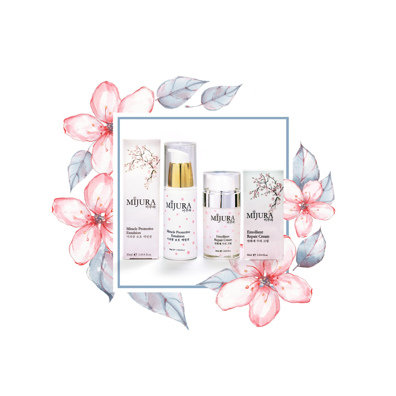 [Beauty Review] Mijura Korea Skincare Product 密舒佳