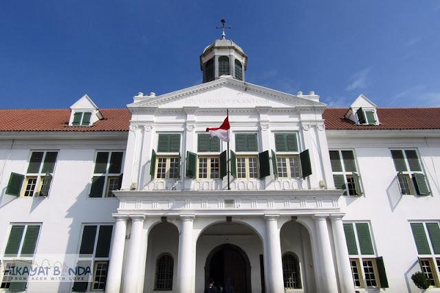 Keliling Kota Tua Jakart
