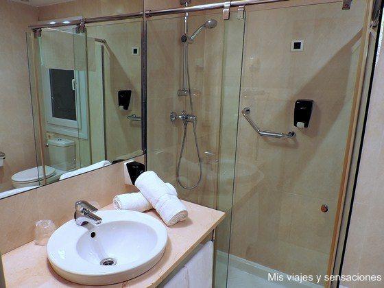 baño, Hotel Nagusi, Murguía, Alava