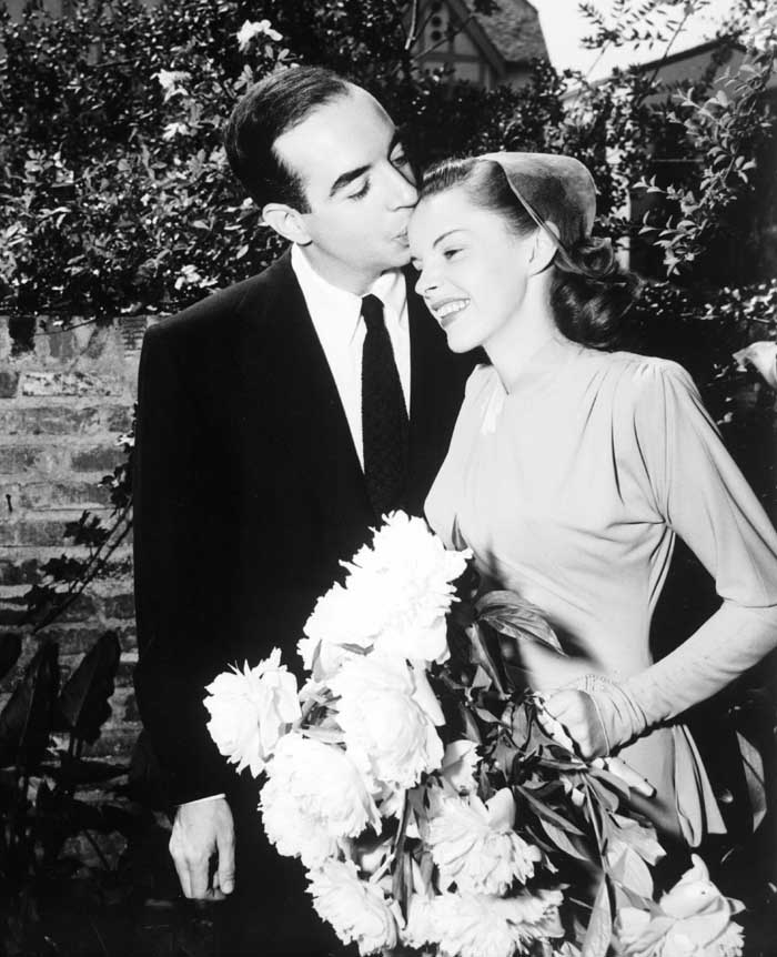 Official Blog Of Author & Columnist Michael Thomas Barry: Judy Garland Marries Vincente Minnelli ...