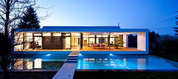 casas de arquitectura moderna