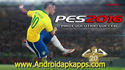 Download First Touch Soccer PES 2016 Apk MOD (FTS) Full OBB Data