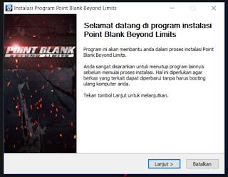 Panduan Cara Instal Point Blank Beyond Limits Zepetto ID Lengkap Panduan Install Point Blank Zepetto ID Lengkap