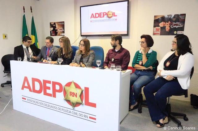 Resultado de imagem para ADEPOL e ASSESP