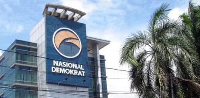 Politisi Nasdem Batal Nyaleg Karena Ditangkap BNN