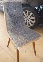 krzesło renowacja krok po kroku
