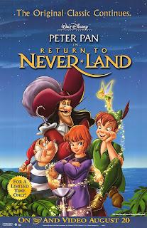 Peter Pan Intoarcerea in tara de nicaieri dublat in romana