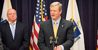 Massachusetts Gov. Charlie Baker (R). (Photo Credit: Joanne DeCaro/Flickr) Click to Enlarge.