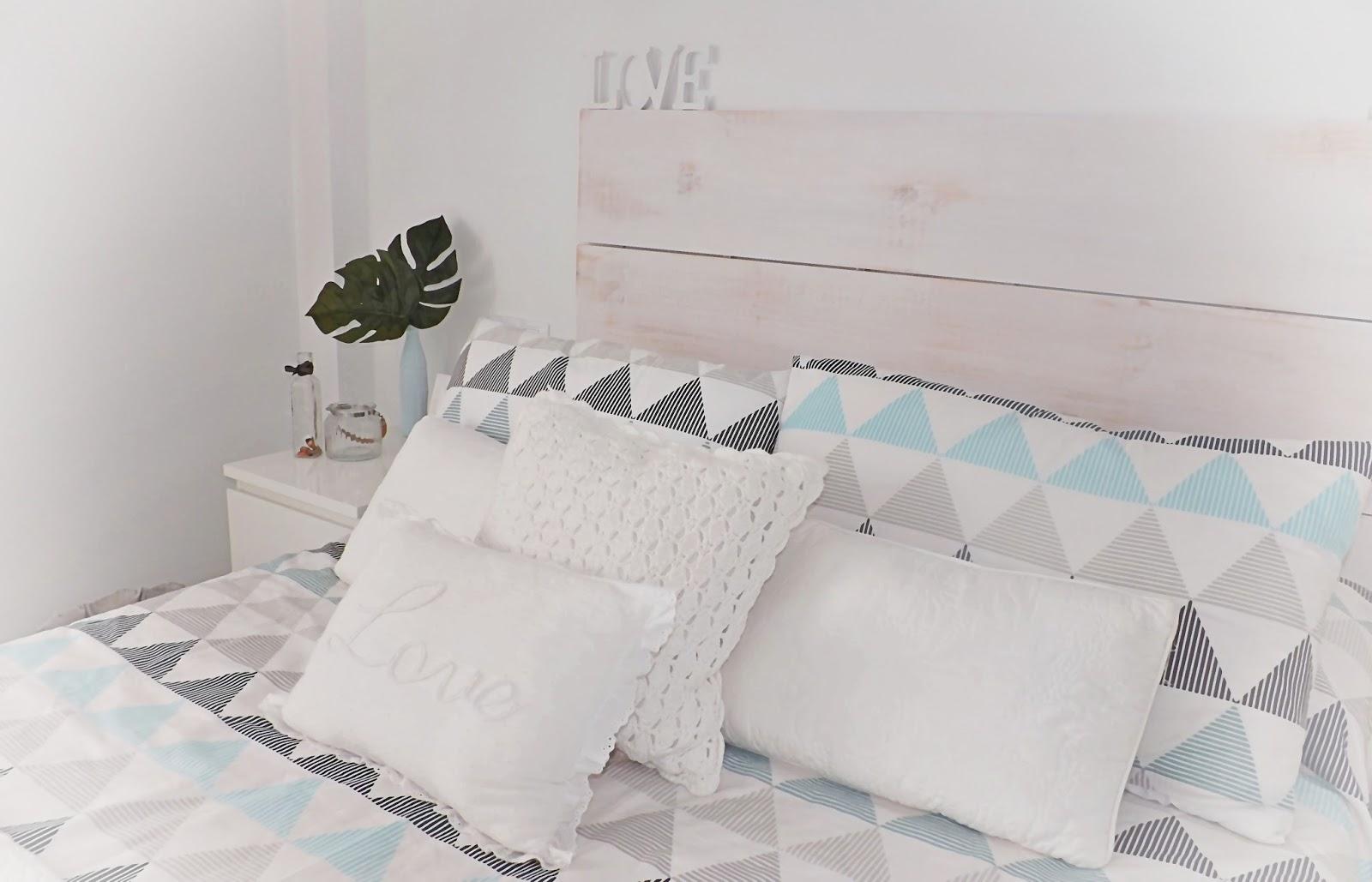 Elemor mi habitaci n en tonos mint - Fundas nordicas en carrefour 2017 ...