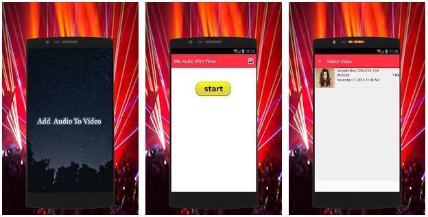 Cara Menambahkan Audio/Mp3 Kedalam Video Android