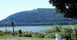 Susquehanna River view