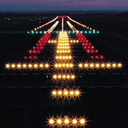 Christmas Runway Lights.Gaining My Wings My Ppl Diary