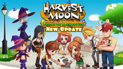 Update Terbaru Harvest Moon: Seeds of Memories