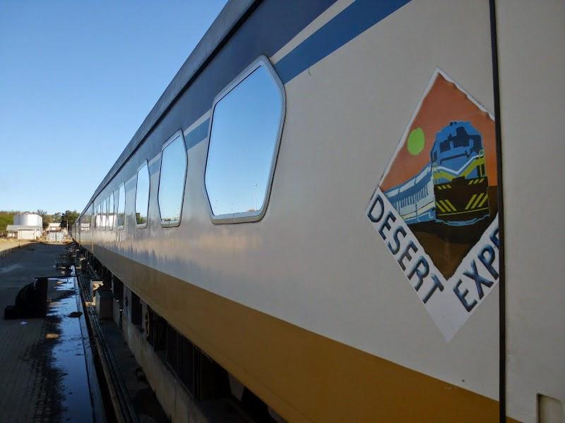 Desert Express Namibia