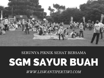 Serunya Piknik Sehat Bersama SGM Eksplor Sayur Dan Buah