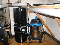 集塵機とサイクロン装置