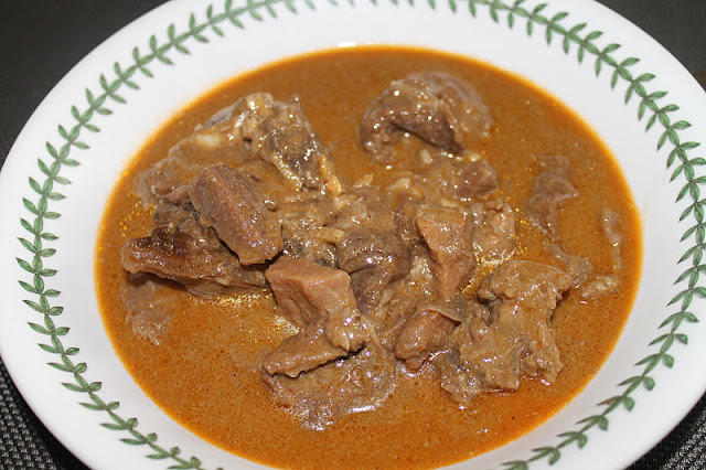 Gulai Kawah Kelantan