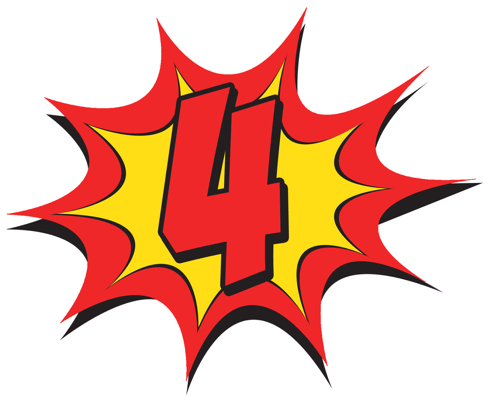 Signs and Numbers of the Wonder Woman Baby Clipart.