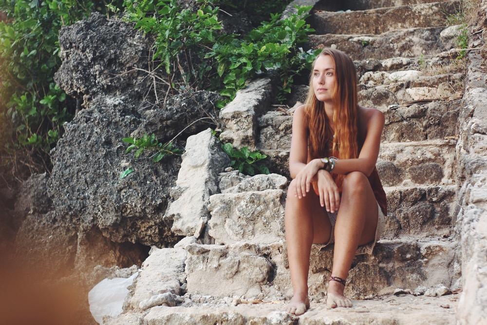 Uluwatu: Schmerzen und ein Traumstrand!