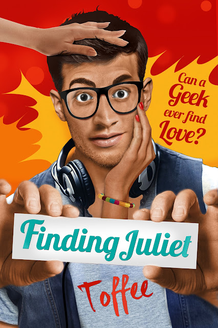 Finding Juliet Book review Toffee