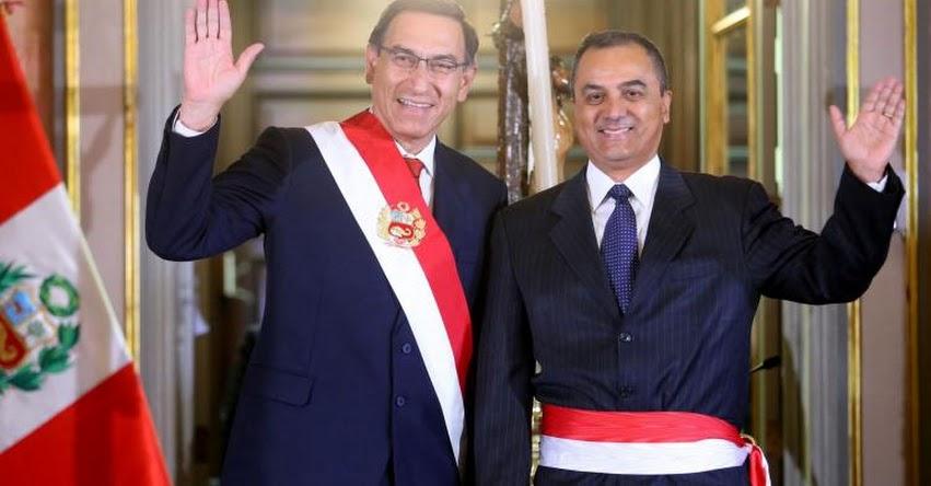 MEF: Carlos Augusto Oliva Neyra juramentó como nuevo Ministro de Economía y Finanzas [VIDEO] www.mef.gob.pe
