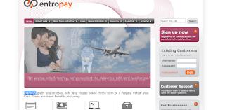 شرح مفصل لموقع إنتروباي EntroPay للحصول على Visa Carte إفتراضية من موقع 2018 EntroPay